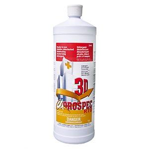 CLOROSPEC RTU - Détergent désinfectant désodorisant chloré prêt à l'emploi 1 L