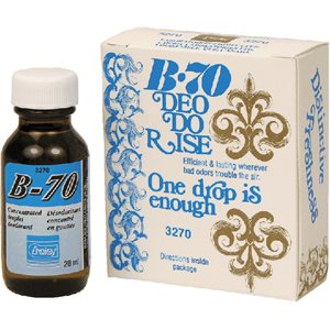B-70 - Super concentrated droplet deodorant