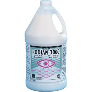 RODIAN 3000 - Floor finish of RODIAN 3000 / 3500 system