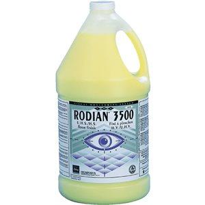 RODIAN 3500 - Floor finish of RODIAN 3000 / 3500 system