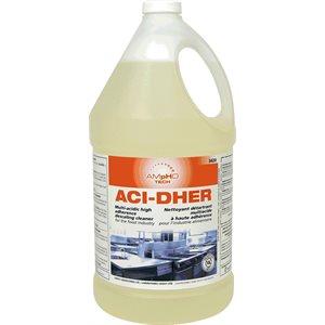 ACI-DHER - Nettoyant détartrant multiacide à haute adhérence