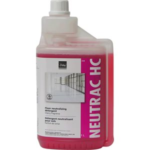 NEUTRAC HC 3438 - Floor neutralizer and deodorizing detergent 1L