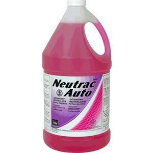NEUTRAC AUTO - Neutralizing detergent with controlled suds