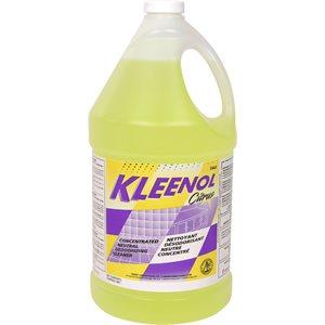 KLEENOL - Neutral deodorizing cleaner, no rinsing (citrus)