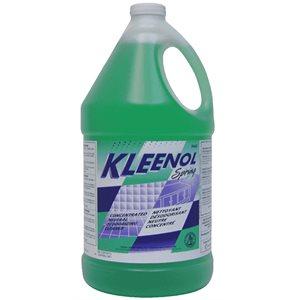 KLEENOL SPRING - Neutral deodorizing cleaner, no rinsing