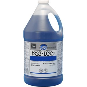 PRO-100 - Concentrated glass cleaner for dilution centre