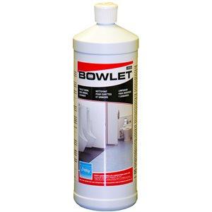 BOWLET - Nettoyant à cuvettes et urinoirs