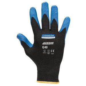 Jackson safety' foam nitrile coated medium gloves