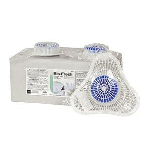 BIO-FRESH - Biological block to control odours in urinals no screen