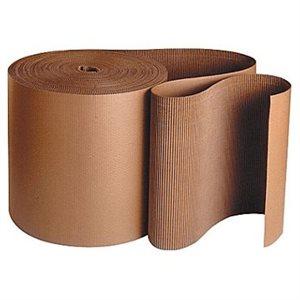 Ripple cardboard 36''x250'