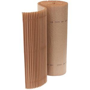 Ripple cardboard roll 48 in x 250 feet