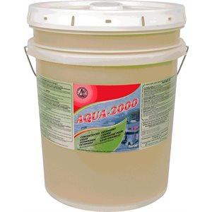 AQUA-2000 - liquid detergent for low or high temperature dishwashers 18,9L