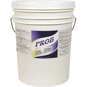 PROB - Chlorinated liquid destainer for laundry