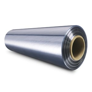 Clear PVC Laundry wrap 36'' x 5000'