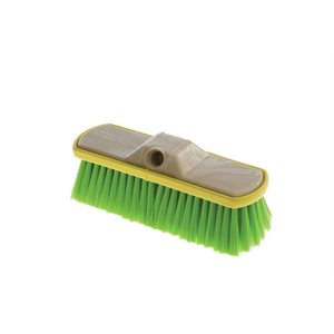 10'' Polyester rectangular window / car brush
