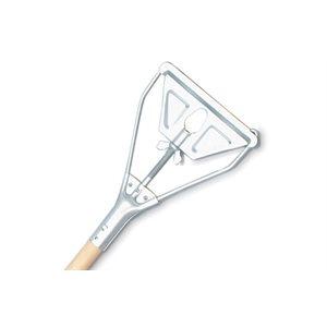 """Mop handle """"Quickway"""" 54"""" metal"""