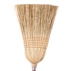 "Fox' Corn broom cane center 48"" 6 strings"