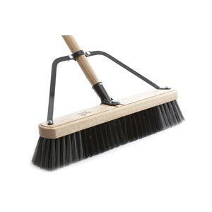Professional' Medium sweep 24'' push broom