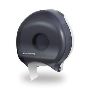 Distributrice universelle de papier hygiénique géant Tandem à un rouleau de 9''