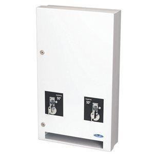 Sanitary napkin and tampons mechanisme dispenser (0,50$ / each)
