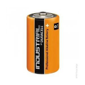 PROCELL professionnal 'D' alkaline batteries 12 / box