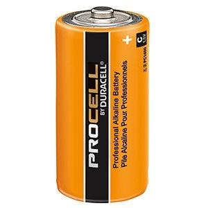 PROCELL professionnal 'C' alkaline batteries 12 / box