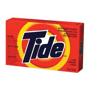 Tide powder detergent for vending machines 51 gr