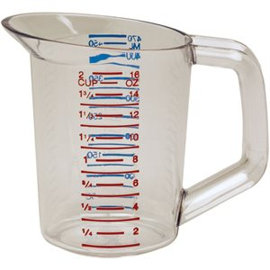 Bouncer measuring cup 500ml