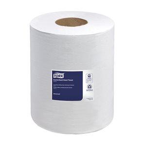 TORK advanced soft centerfeed hand towel 2-ply white 6 / box